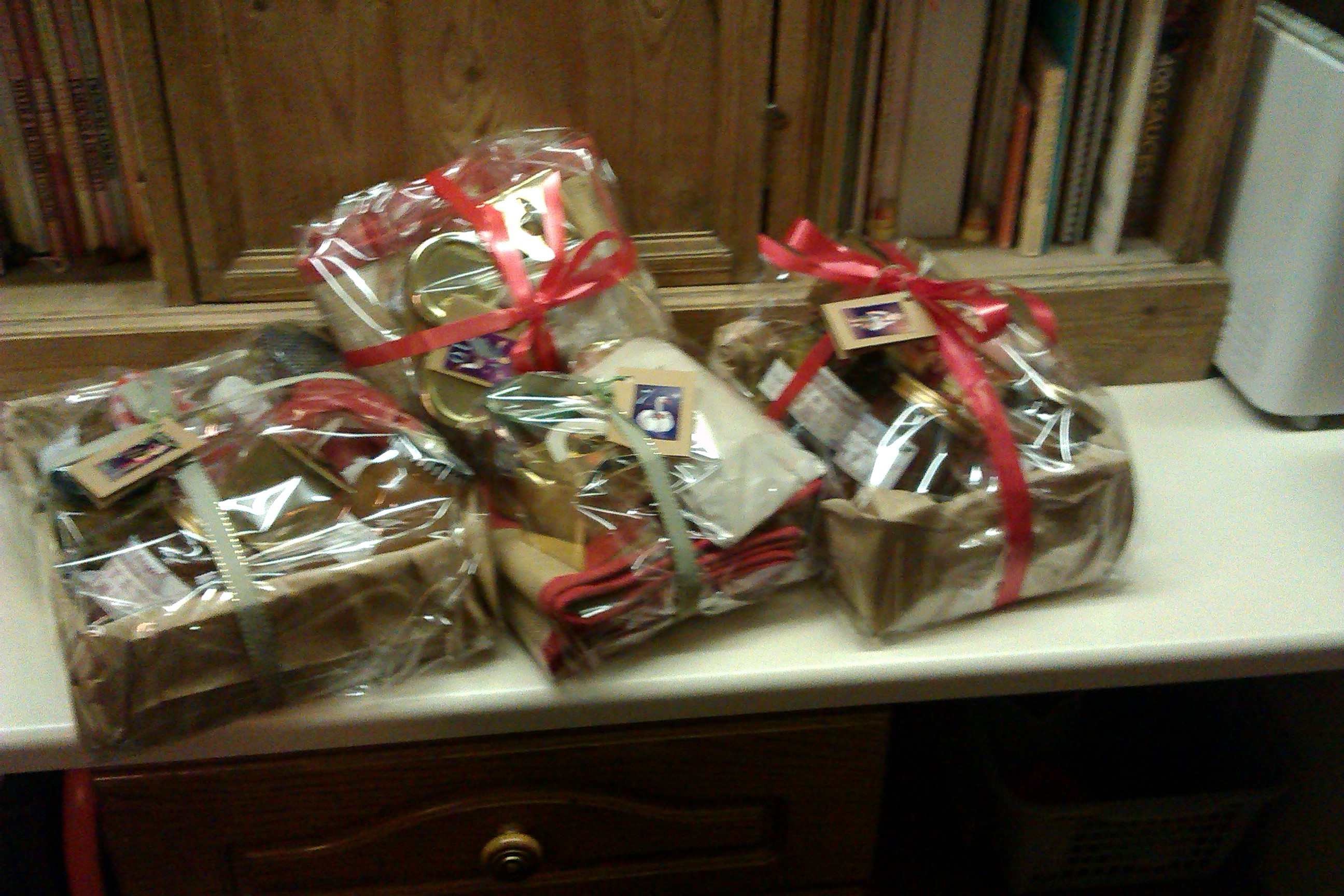 Hampers for the family
