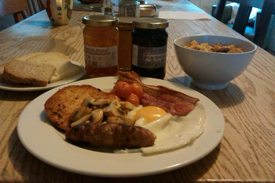 The Tyrannell Full English